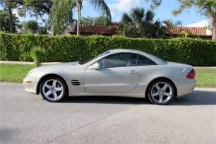 Mercedes Sl 500 Price 2003 Mercedes Sl500 Convertible 194273