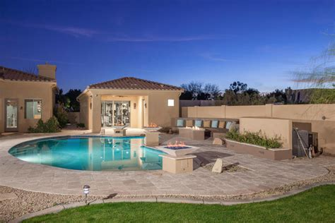 backyard casita plans backyard pool private casita with home gym
