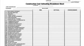 Building A House Estimate House Construction House Construction Estimate