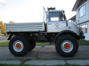 Truck Accessories Bc Canada Coffee Hauler 1974 Mercedes Unimog 406 Bring A Trailer