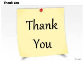 Thank You Note Template Powerpoint Appreciation Powerpoint Templates Ppt Slides Images Graphics And Themes