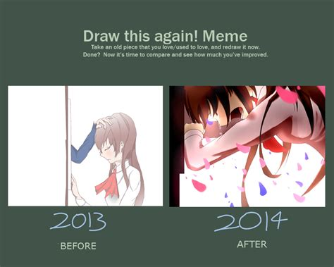 draw this again meme template draw this again meme by epictofulord