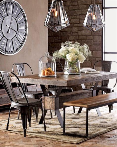 industrial dining room design homemydesign