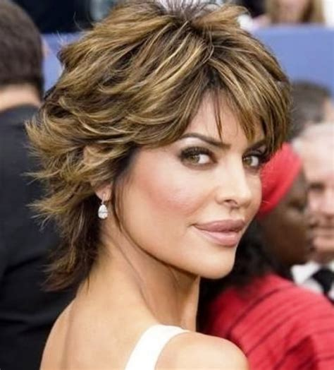 what are the colors in lisa rinnas hair 20 sassy lisa rinna hairstyles