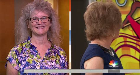 today show makeovers 2015 60 year old gets ambush makeover for birthday the before