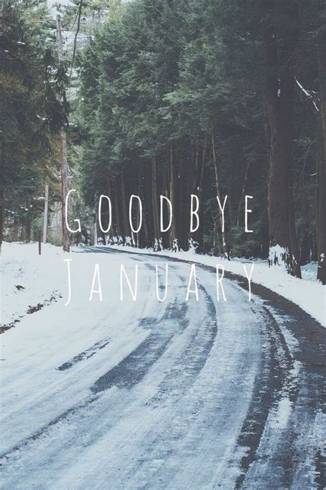 goodbye january pictures   images  facebook tumblr pinterest  twitter
