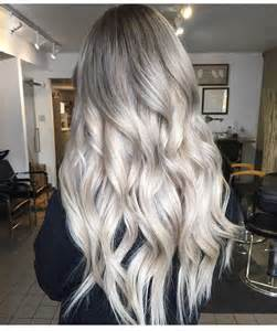 17 Best Ideas About Grey Ombre Hair On Grey