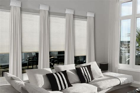 modern window treatments contemporary cornice window treatments
