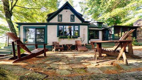 maine lake house lake house makeover traditional exterior portland maine by smith reuter lull