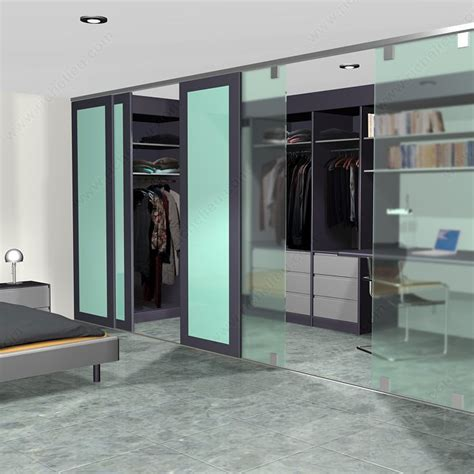 Surface Guide Rail For Full Height Sliding Doors Hawa Sliding Doors Systems Interior