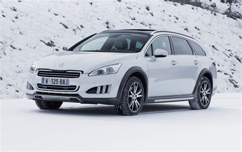 how much is a peugeot peugeot 508 rxh review 2012 2017 parkers