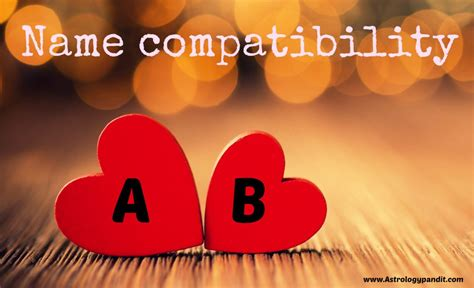 Love compatibility with name and date of birth