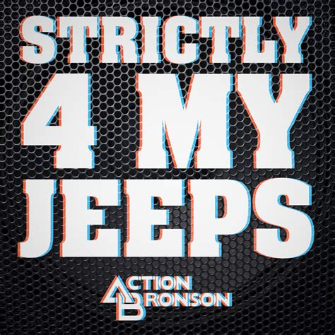 Strictly 4 My Jeeps Bronson Strictly 4 My Jeeps Faux Magazine