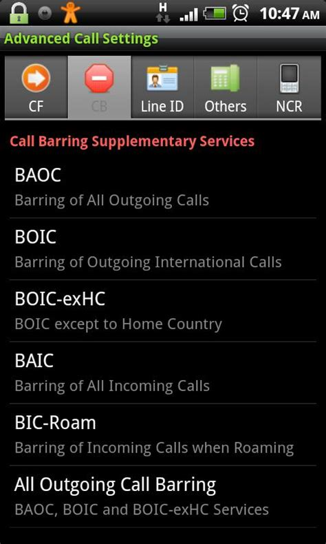 advanced settings apk advanced call settings 1 3 1 apk android communication apps