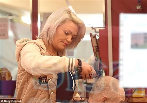 women haircutting in prison leigh mackinnon jailed for her part in murder of woman