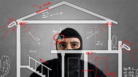 smart home security to combat the advanced thief