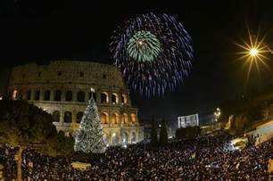 the new years rome new years 2017 version