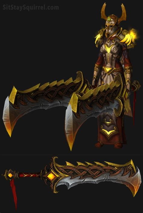 blood tank mail 25 best ideas about warrior transmog on elf online world of warcraft gold