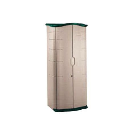 vertical storage shed  shelves bels rubbermaid