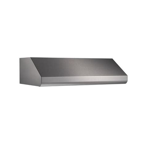 Cooktop Exhaust Fans Shop Broan Convertible Wall Mounted Range Hood Stainless