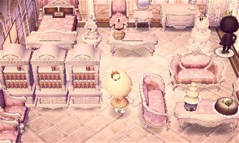 room themes new leaf finished my pink rococo room animal crossing new leaf