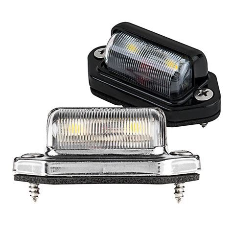 License Plate Led Truck And Trailer Light Universal Led Led License Plate Light Bulbs
