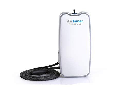 air tamer rechargeable air purifier  white air tamer