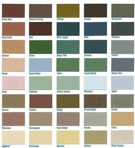 valpar paint colors valspar auto paint color chart images