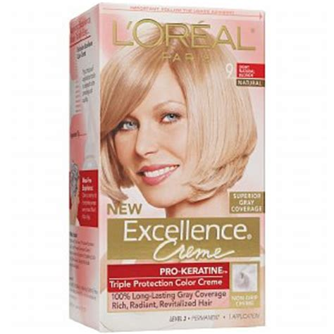 loreal hair color upload picture l oreal excellence 9 light haircolor wiki