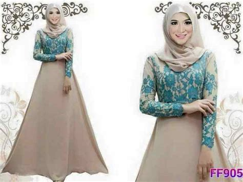 Dress Gamis Muslim Fatin Set Baju Dress Terkini Related Keywords Baju Dress Terkini