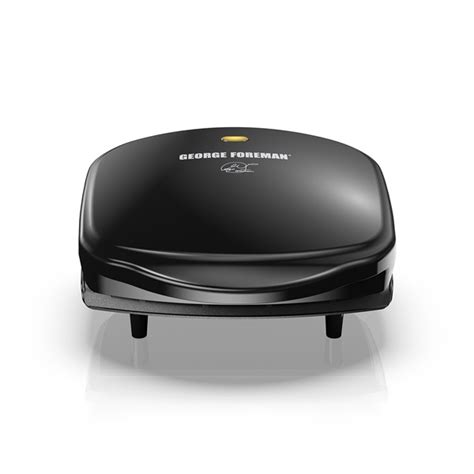 george foreman gr10b grill ch electrics kitchen 2 serving basic plate grill and panini black george