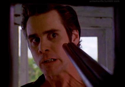 Ace Ventura Bathroom Gif Ace Ventura Pet Detective Gifs Find On Giphy