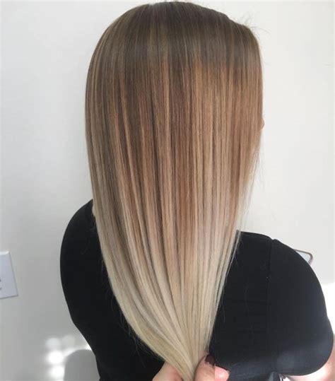 how to color melt hair color melt hair 35 ideas for seamless color melting looks