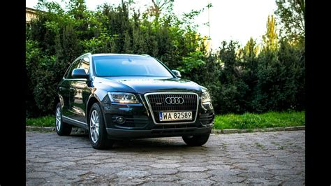 Audi Q5 3 0 Tdi by Audi Q5 3 0 Tdi Quattro Test Automocje Youtube