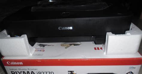 Printer Canon Ip2770 Bekas jual canon ip 2700 jual beli harga nego bursa bekas