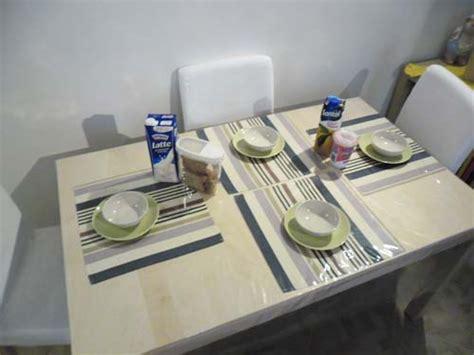 tavolo all americana w la tavola all americana