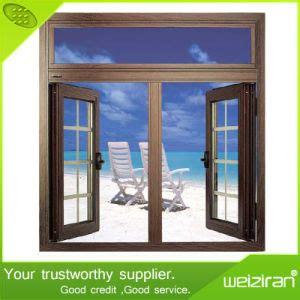 swing window china heat resistance interior double glazing aluminium