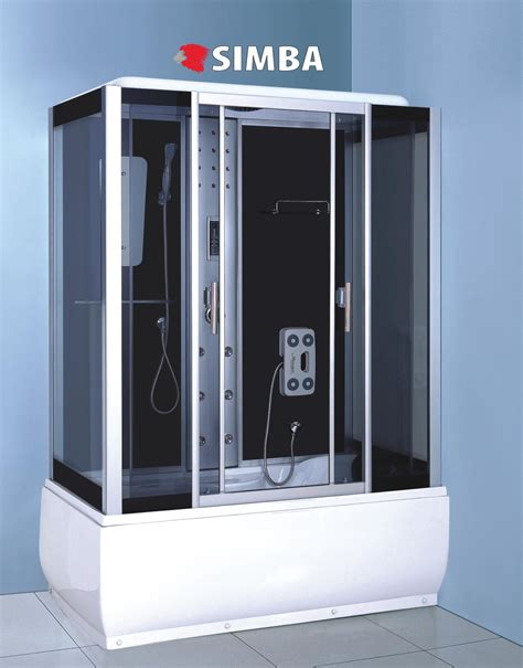 box doccia cromoterapia box doccia cabina bagno idromassaggio angolare