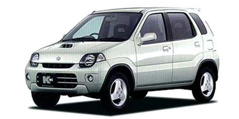 Suzuki Kei Review Suzuki Kei X Type Catalog Reviews Pics Specs And