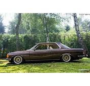 Low Mercedes Benz CE230 C123 &187 CarTuning  Best Car Tuning