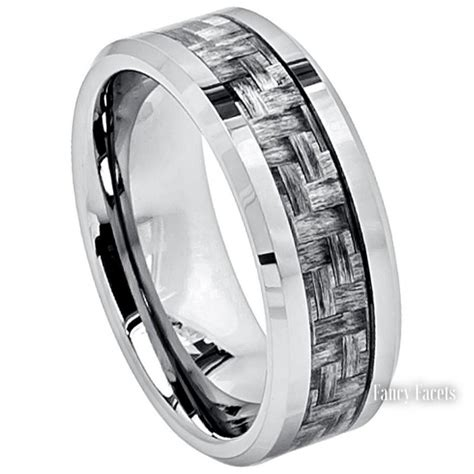 tungsten wedding bands mens ring s jewelry s