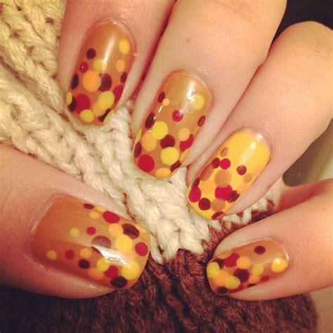 thanksgiving nail art pin by the polish obsessed on thanksgiving nail art