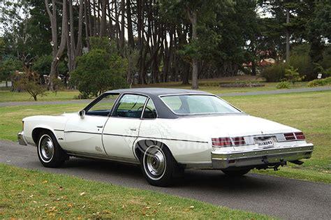 pontiac le sold pontiac grand le mans sedan rhd auctions lot 26