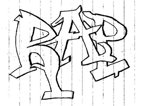 imagenes para dibujar rap musica rasgos de la musica rap