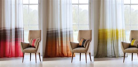 Landscapes Voiles & Weaves Fabrics from Harlequin