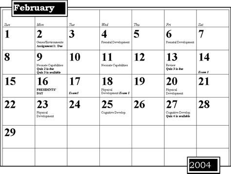 Calendar Wizard Calendar Wizard