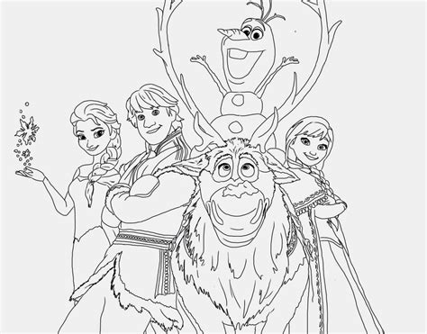 printable frozen drawings frozen 3 animation movies printable coloring pages