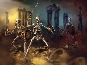 halloween pictures skeletons 13 nights of halloween 2013 skeleton army by grimbro on