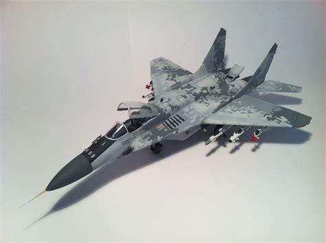 slovak air force mig    digital camoflage
