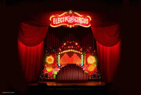 Design Your Room circus stage design 20
